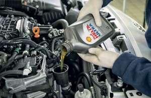 Качественное масло для авто